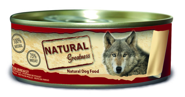 Natural Greatness Chicken Breast 156g