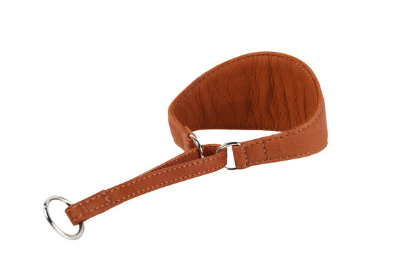Collar SOFT martingale greyhound brown
