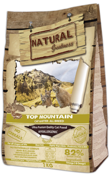 Natural Greatness Top Mountain Recipe 2kg