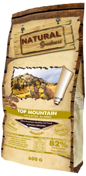 Natural Greatness Top Mountain Recipe 600g